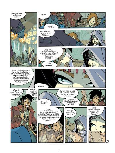 Page 2 bohemian galion tome 1 - coeur de pirate
