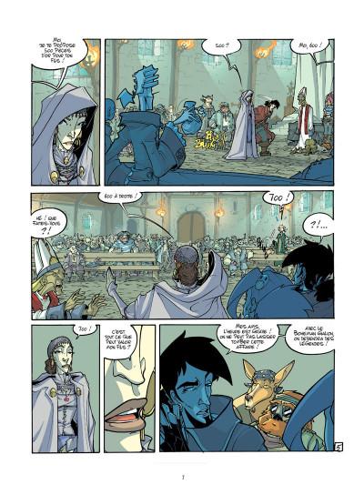 Page 5 bohemian galion tome 1 - coeur de pirate
