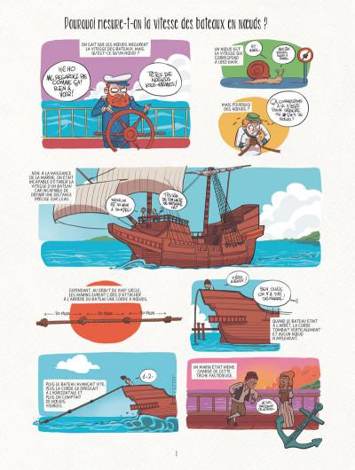 Page 1 Les pourquoi en BD tome 1