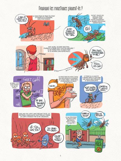 Page 2 Les pourquoi en BD tome 1