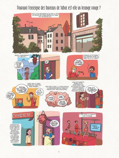 Page 3 Les pourquoi en BD tome 1