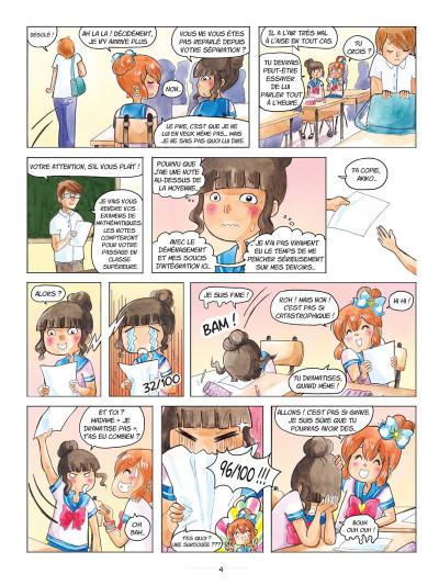 Page 2 Akiko tome 2 - Un été inoubliable !