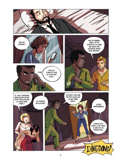 Page 3 cluedo tome 1