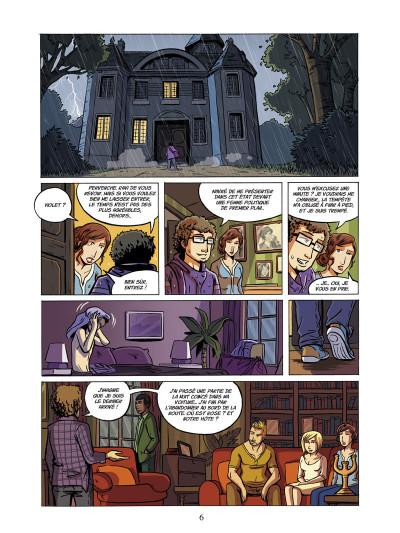 Page 4 cluedo tome 1