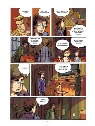 Page 5 cluedo tome 1