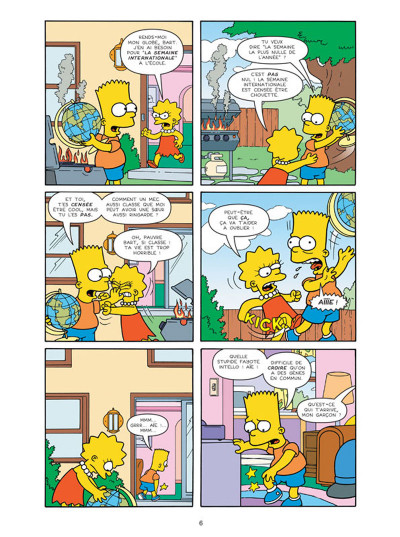 Page 2 Les Simpson tome 26