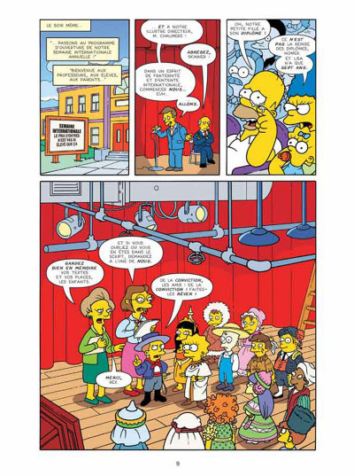 Page 5 Les Simpson tome 26