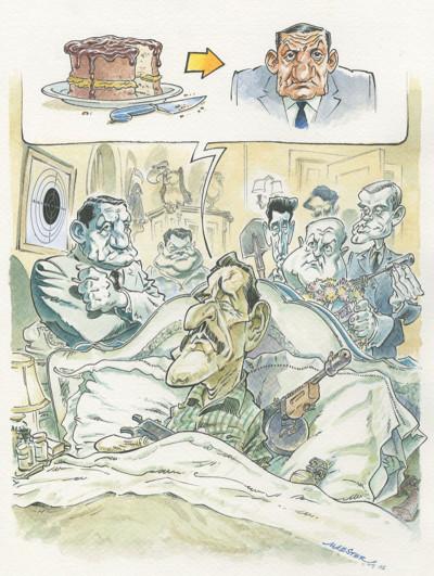 Page 3 La trilogie des malfaisants