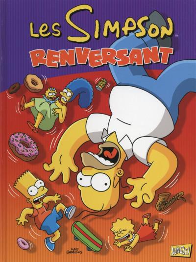 Couverture Les Simpson tome 27