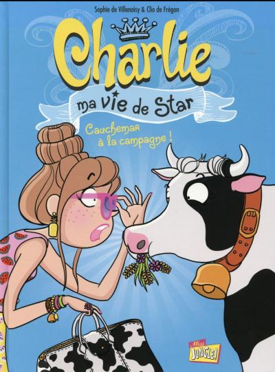 Couverture Charlie ma vie de star tome 2