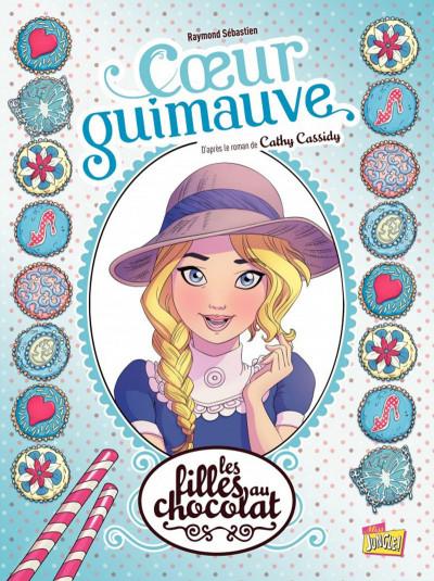 Couverture Les filles au chocolat tome 2