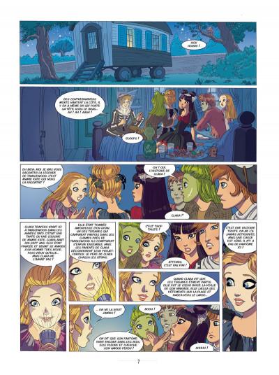 Page 5 Les filles au chocolat tome 2