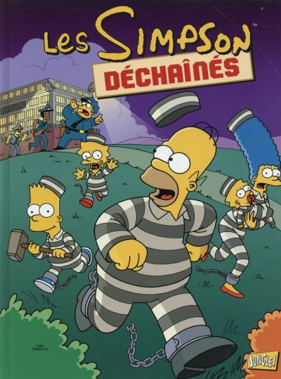 Couverture Les Simpson tome 28