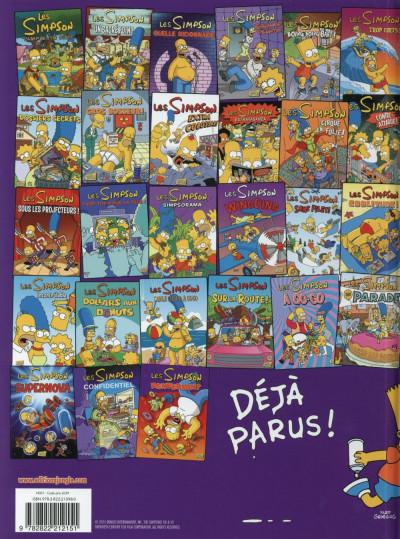 Dos Les Simpson tome 28