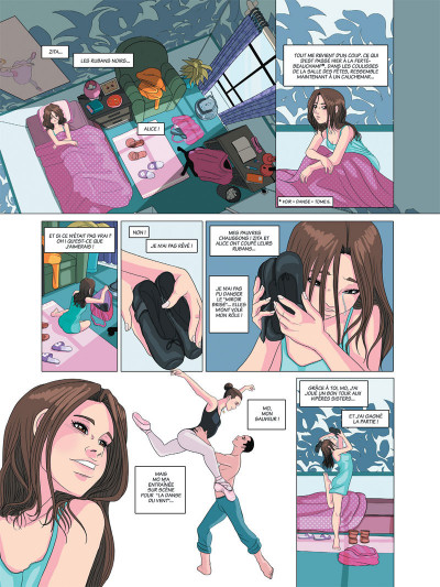 Page 1 Danse tome 6