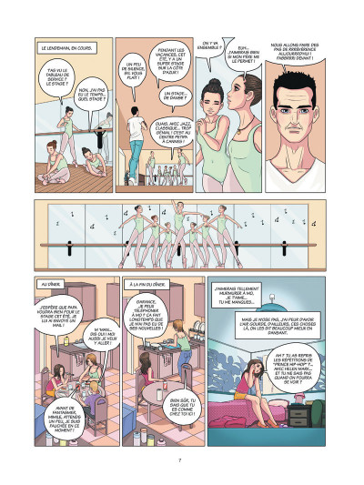 Page 5 Danse tome 6