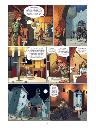 Page 5 Les champions d'Albion tome 1
