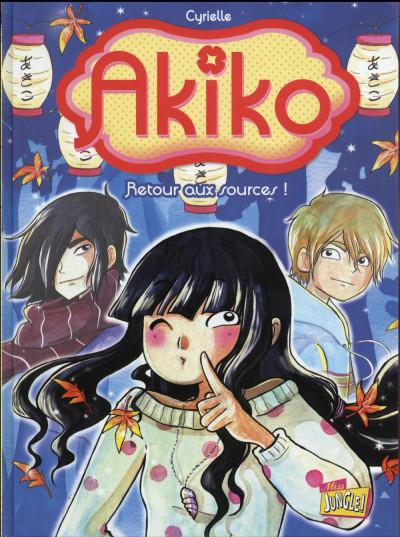 Couverture Akiko tome 3