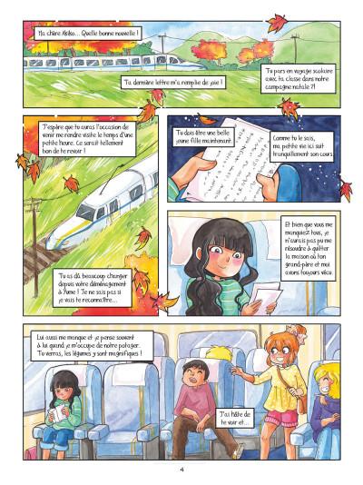 Page 1 Akiko tome 3