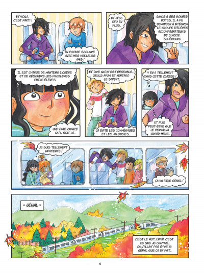 Page 3 Akiko tome 3
