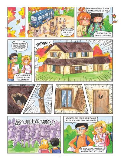 Page 4 Akiko tome 3