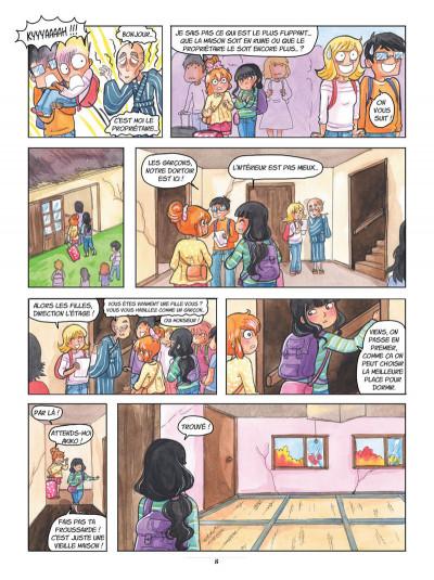 Page 5 Akiko tome 3