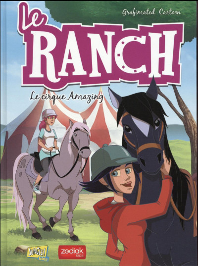 Couverture Le ranch tome 3