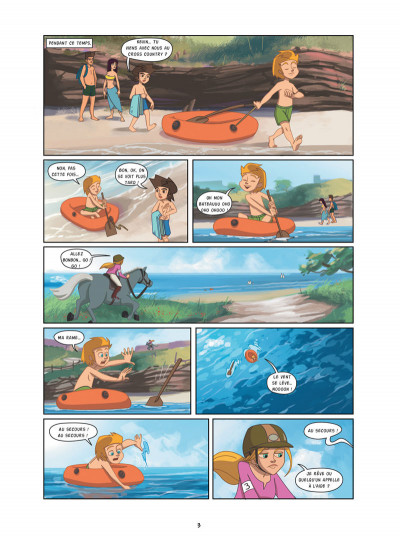 Page 3 Le ranch tome 3