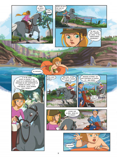 Page 4 Le ranch tome 3
