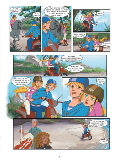 Page 5 Le ranch tome 3