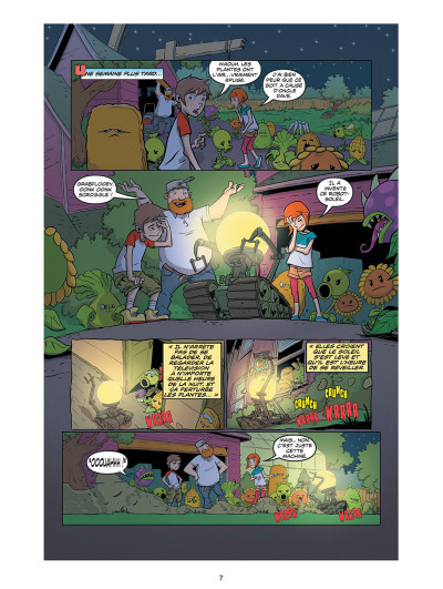 Page 3 Plants VS Zombies tome 4