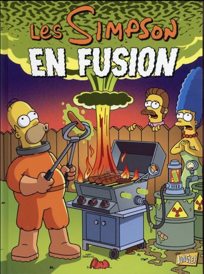 Couverture Les Simpson tome 30
