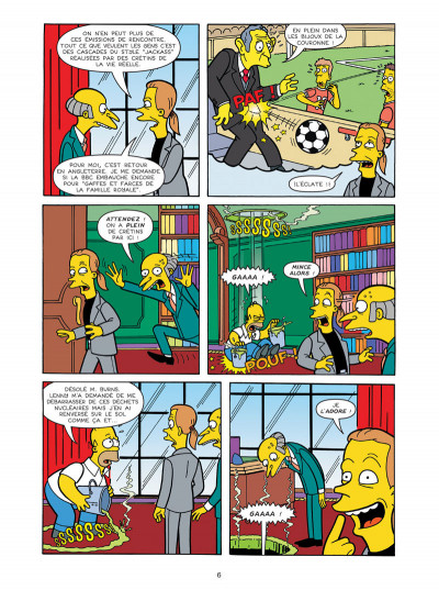 Page 4 Les Simpson tome 30