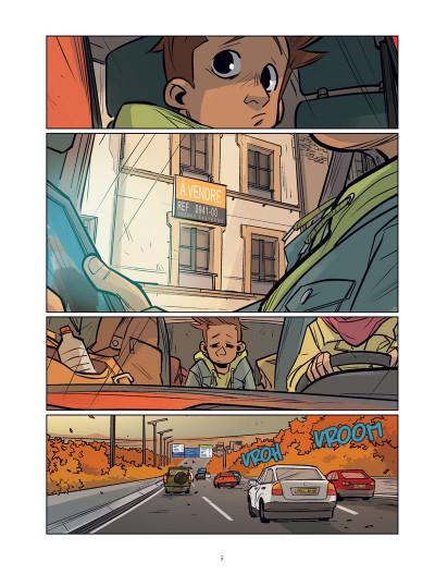 Page 1 Inferni tome 1