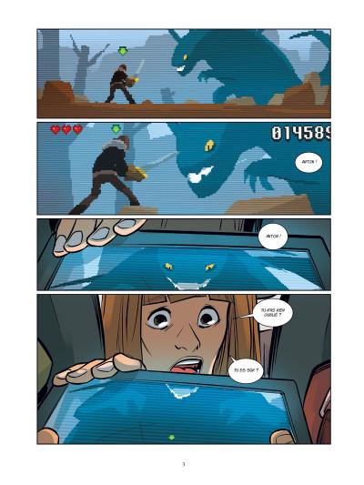 Page 3 Inferni tome 1
