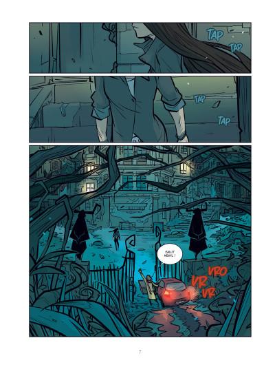 Page 4 Inferni tome 1