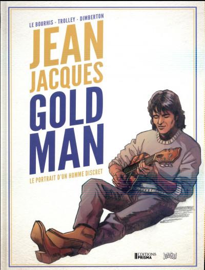 Couverture Jean-Jacques Goldman