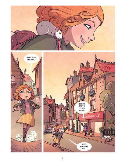 Page 4 L'étrange boutique de Miss Potimary tome 1