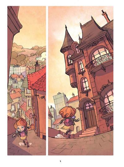 Page 5 L'étrange boutique de Miss Potimary tome 1