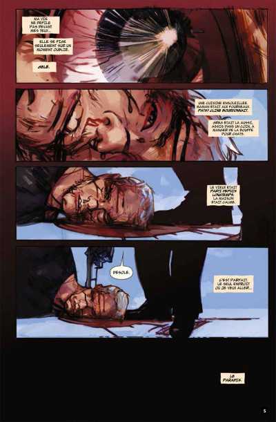 Page 2 The last days of american crime - intégrale