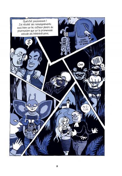 Page 4 Agnès tome 1