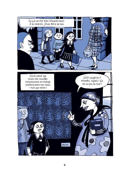 Page 5 Agnès tome 1
