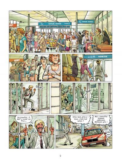 Page 2 L'extraordinaire voyage du fakir...