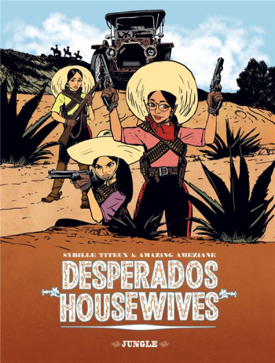 Couverture Desperado housewives