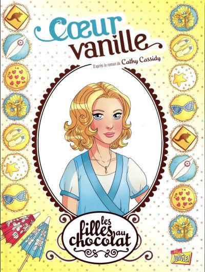 Couverture Les filles au chocolat tome 5