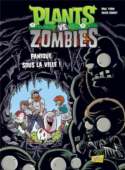 Couverture Plants VS Zombies tome 6