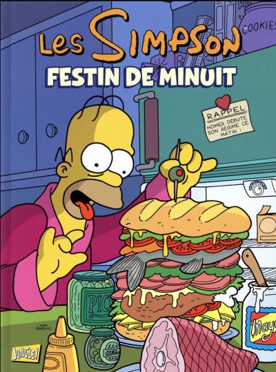 Couverture Les Simpson tome 33