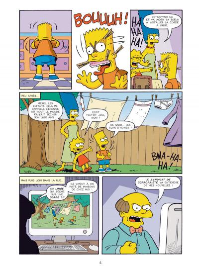 Page 2 Les Simpson tome 33