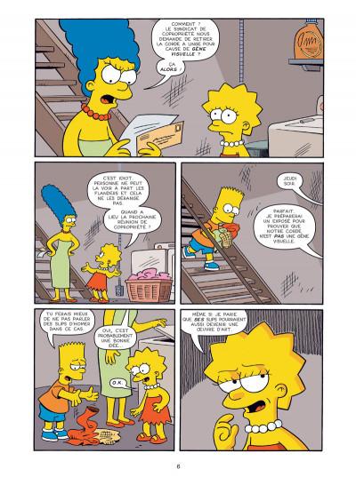 Page 3 Les Simpson tome 33