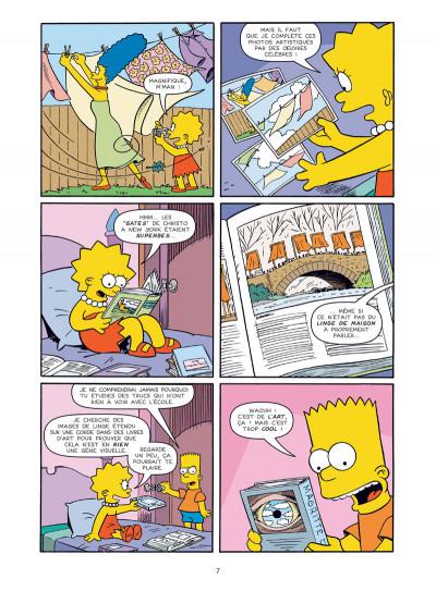 Page 4 Les Simpson tome 33